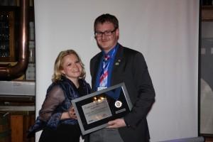 Cenntenial Award